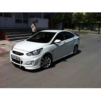 Hyundai Accent Blue Ön Tampon Eki 2