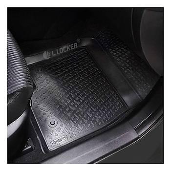 Peugeot 301 SD 2012 Sonrasý 3D Siyah Paspas + Bagaj Havuzu