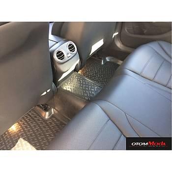 L.Locker Ford Connect 2002-2013 3D Havuzlu Paspas Bagaj Havuzu