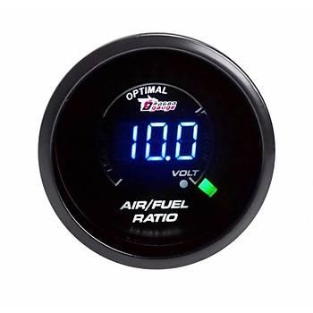 AFR Air Fuel Ratio Volt Gosterge Saati Hava Yakit Karisimi