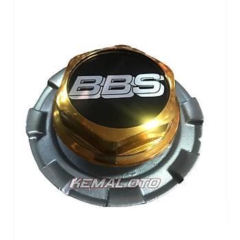 BBS FM3 Jant Kapak Altýn Rengi Gold Çevirmeli 1 Adet