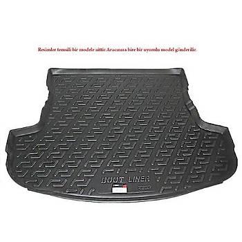 L.Locker Nissan Juke 2010-2014 Arasý 3D Bagaj Havuzu