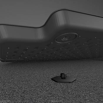 Sahler 4,5D Paspas Tüm Araçlar Ýçin Seçenekli ( 3D 4D Grubu)