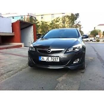 Opel Astra J Ön Karlýk