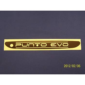 Grande Punto Evo Fren Lambasý Stickeri