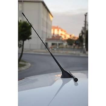 Toyota Corolla Çubuk Anten Yüksek Çekim Gücü AM FM radio OEM