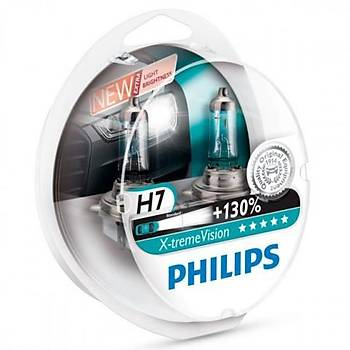 Philips H7 X Treme Vision Far Ampülü