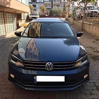 VW JETTA MK6 BATMAN YARASA AYNA KAPAÐI 2010 2018 PÝANO BLACK