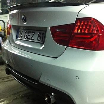 Bmw E90 Spoiler 2
