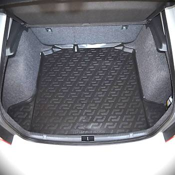 L.Locker Volkswagen Golf V 2005-2009 3D Paspas(Bej)+Bagaj Havuzu