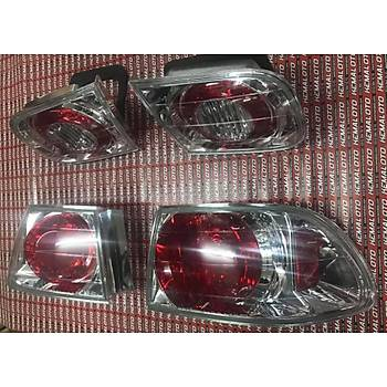 Honda Civic Led Stop 4K HB 92-95