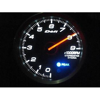 Defi Devir Gösterge Saati 60 mm