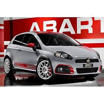Fiat Abarth Logo Ön Orjinal