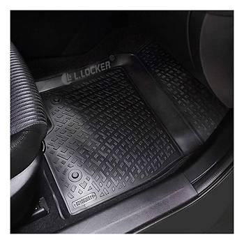 L.Locker Honda Accord 2008 Sonrasý 3D Paspas Siyah
