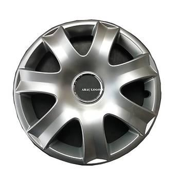 Mazda Uyumlu 14 inç Jant Kapaðý 4 Adet Esnek Kýrýlmaz Kapak 223