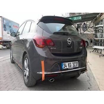 Opel Astra J Difizör