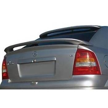 Opel Astra G Cam Üstü Spoiler