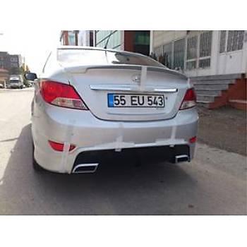 Hyundai Accent Blue Difizör