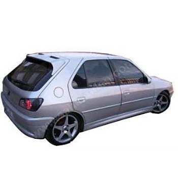 Peugeot 306 Spoiler 2