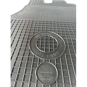 Mercedes Vito Orjinal Kauçuk Paspas 1995-2003