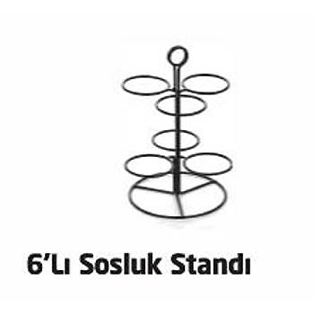 SOSLUK STANDI 6 'LI