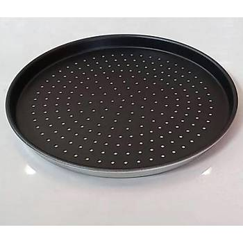 Pizza Tavasý Delikli Teflon 26 cm