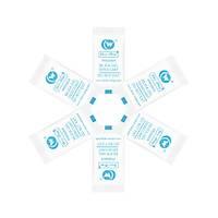 Dry-Plus 1g silikajel nem alýcý paket - aihua paper (4000 adet ve katlarý, tercih ettiðiniz sipariþ miktarýný seçiniz)