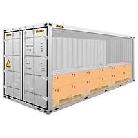 Konteyner kurutucu paket  - Container Dri II, 6x125=750g blanket (15 adet)