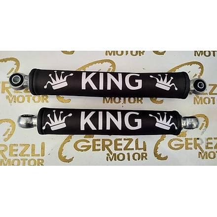 Siyah King Amortisör Kýlýfý-28Cm