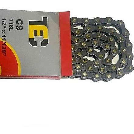 Tec Bisiklet Zinciri C9 - 9 Vites (Arka Diþli) 116L