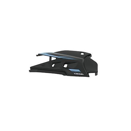 Mondial 125 MX Grumble Yan Kapak Sol Mavi-Siyah Orijinal