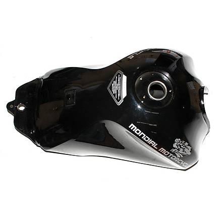 Mondial MC-X Siyah Benzin Deposu Orjinal