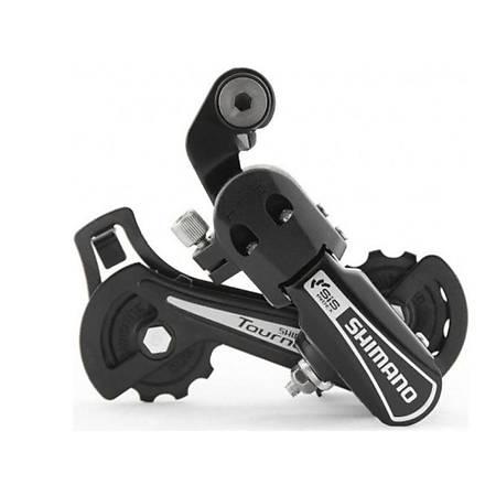 Shimano Tourney Ty-21 Bisiklet Arka Attýrýcý Kulaksýz