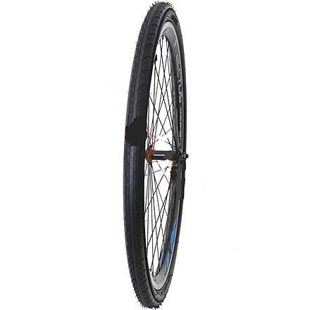 24 x 1 3/8 Bisiklet Dýþ Lastik (Desen 2442) Meghna Siyah