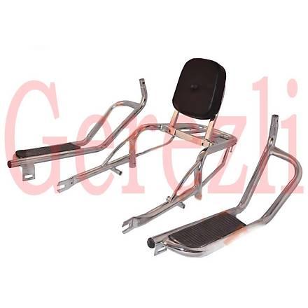 Mondial Kt 125-150 Arka Portbagaj Komple
