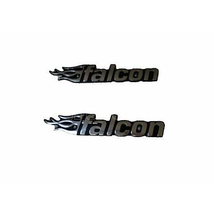 Falcon Attack 100-5 Benzin Depo Yazýsý  Orjinal