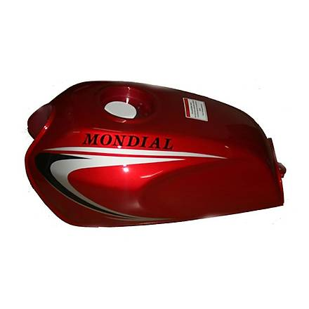 Mondial Mg Prince 100 Benzin Deposu Kýrmýzý Orijinal