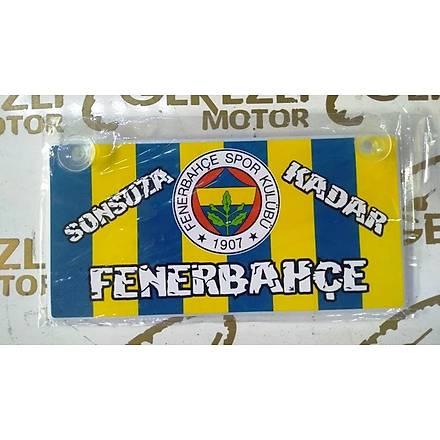 E-bike Plakalýk Fenerbahçe (22cm x 11cm)