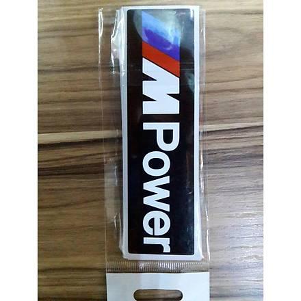 M Power Sticker