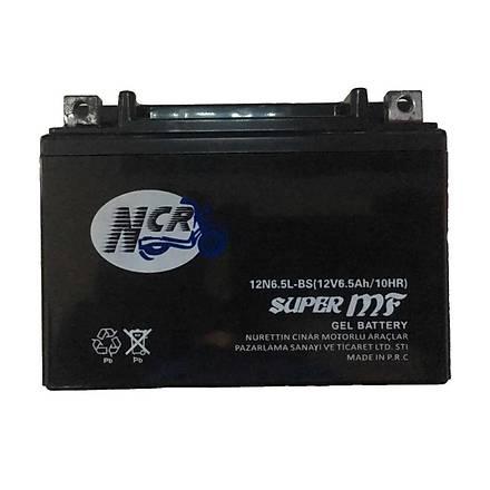 Cg 125 -150  Ncr Akü Jelli 12N6,5L-BS