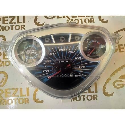 Mondial Sfc Kilometre Saati Komple