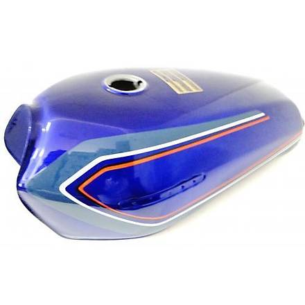 Benzin Deposu Mavi Cg 125