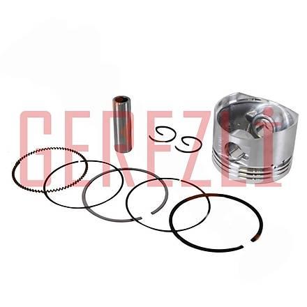 Cup 110cc Piston Segman Takýmý (52,40 mm)