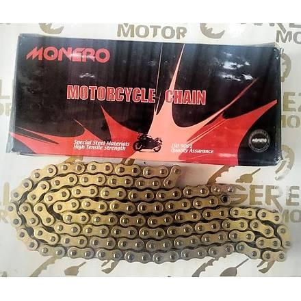 Monero 428 H -128L Oringli Motosiklet Zinciri Gold