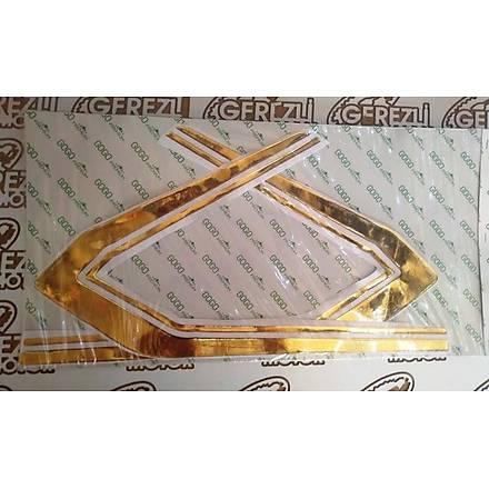 Cg Gold  Depo Þeridi Sað-Sol Slikonlu Model