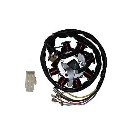 Mondial Mh Drift 125 - 150 - MC-X  Statör Orijinal