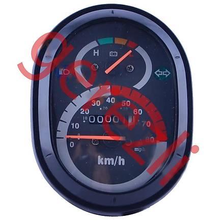 E-Bike Kilometre Saati 60V