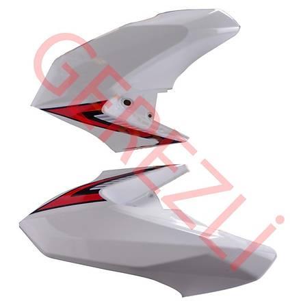 Honda CB 125F Depo Grenajý Beyaz Takým