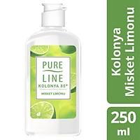 Pure Line Misket Limonu Kolonya 250 ml