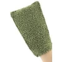 Beauty Glove Dual Peeling (Kese+Sabunluk) - Yeþil